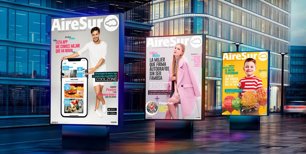 AireSur Centro Comercial Campaña Creatividad Estrategia Creativa