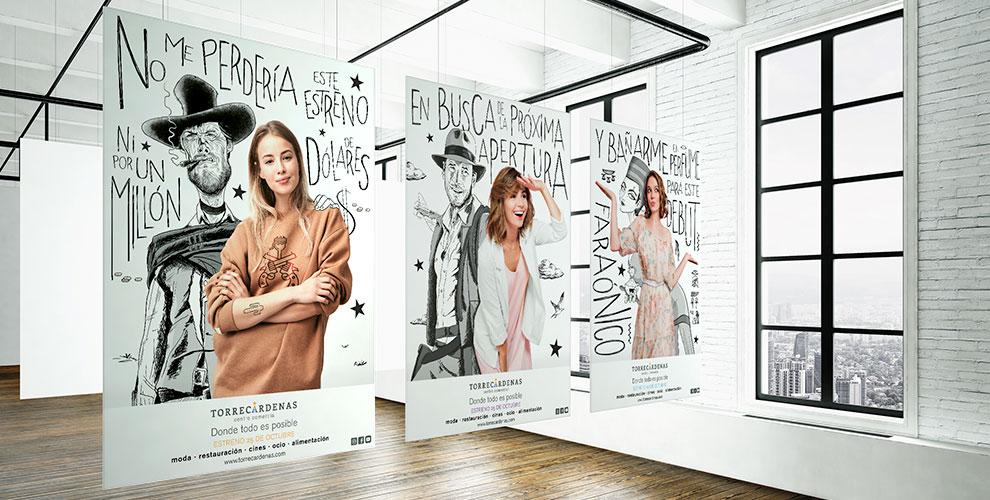 Centro Comercial Torrecárdenas Almería Campaña Inauguración Diseño Estrategia Creatividad02