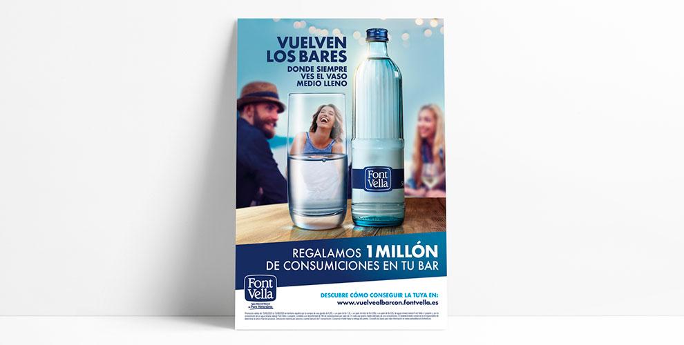 Font Vella Campaña Apoyo Restauración COVID Gráfica