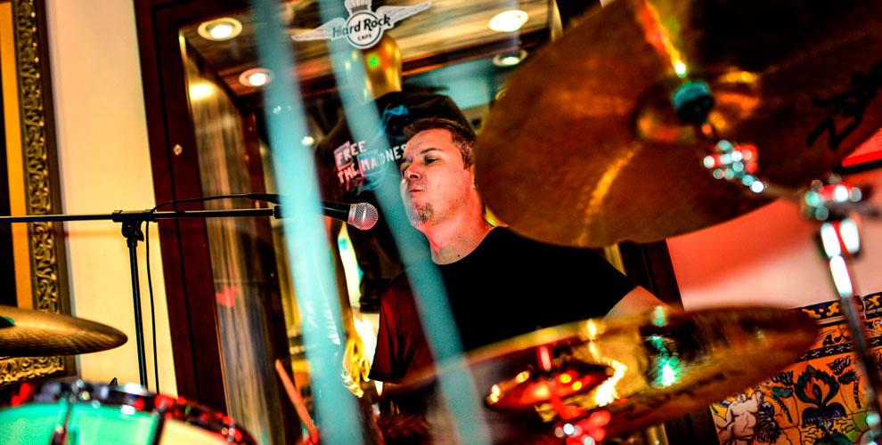 Hard Rock Cafe Sevilla Evento Música Directo