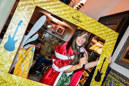 Hard Rock Cafe Sevilla Eventos Freeddie For A Day Música Directo 09