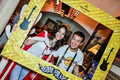 Hard Rock Cafe Sevilla Eventos Freeddie For A Day Música Directo 05