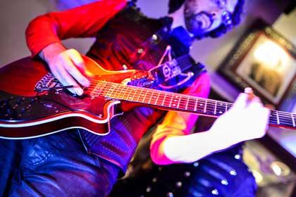 Hard Rock Cafe Sevilla Eventos Freeddie For A Day Música Directo 11