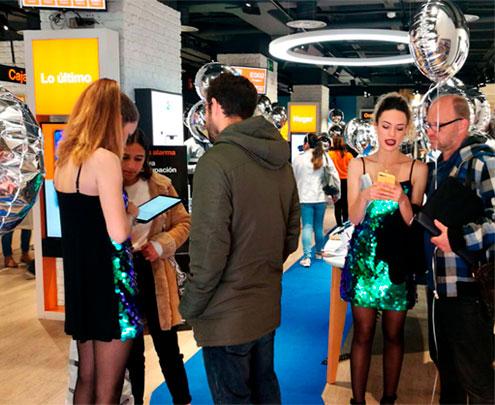 Huawei evento Trade Marketing inauguración04