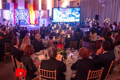 La Chambre Evento 125 Aniversario empresarios03
