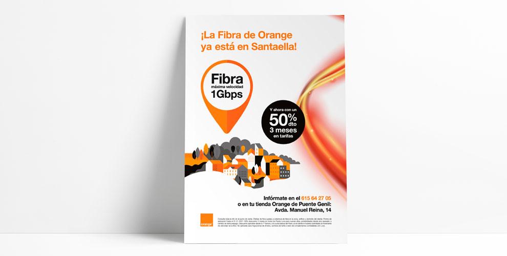 Orange Trade Marketing Nacional Fibra Gráfica